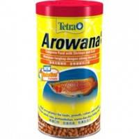 Tetra Arowana для арован и других хищных рыб, 1л