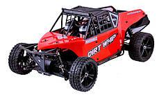 Радиоуправляемая модель Багги 1:10 Himoto Dirt Whip E10DB Brushed (красный), фото 2