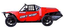 Радиоуправляемая модель Багги 1:10 Himoto Dirt Whip E10DB Brushed (красный), фото 3