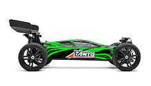 Радиоуправляемая модель Багги 1:10 Himoto Tanto E10XB Brushed (зеленый), фото 2