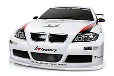 Шоссейная 1:10 Team Magic E4JR BMW 320 (белый), фото 2