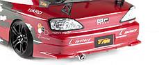 Дрифт 1:10 Team Magic E4D Nissan S15 (красный), фото 3