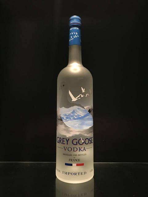 Водка Grey Goose Грей Гус 1л