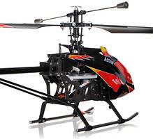 Вертолёт на радиоуправлении 4-к большой WL Toys V913 Sky Leader, фото 3
