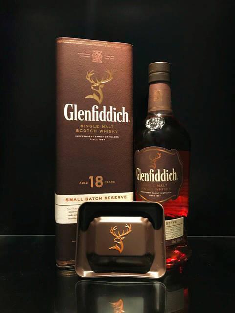 Виски Гленфидик 18 лет Glenfiddich 18 years old 0.75л