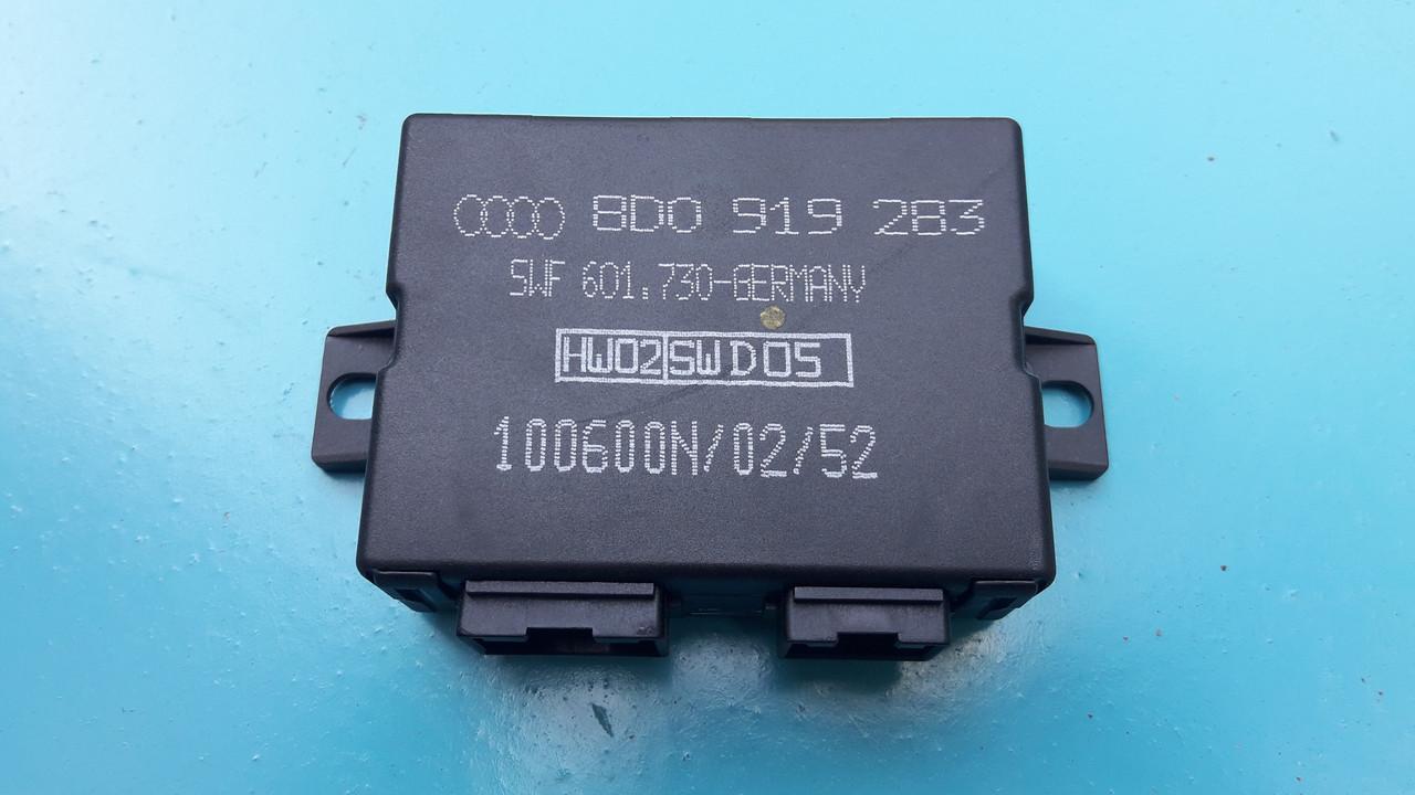 Эбу блок управления парктрониками PDC ауди а4 б5 а6 с5 audi a4 b5 a6 c5 8D0919283