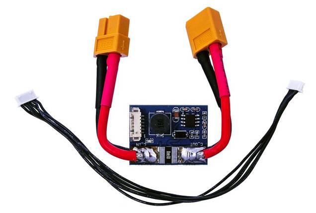 Модуль питания Power Module V2 90A с датчиками для Ardupilot, фото 2