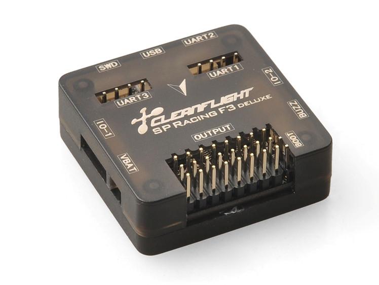 Полетный контроллер SP Racing F3 Deluxe для мультикоптеров