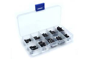 Стойки нейлоновые M3 6-20мм для электроники набор 180шт, фото 2