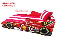 Кровать машинка Гоночная Феррари машина элитной серии Формула