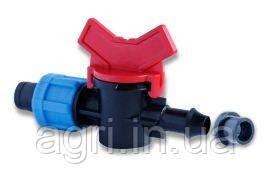 Кран-стартер с уплотнительной резинкой