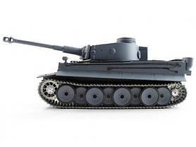 Танк р/у 1:16 Heng Long Tiger I с пневмопушкой и дымом (HL3818-1), фото 2