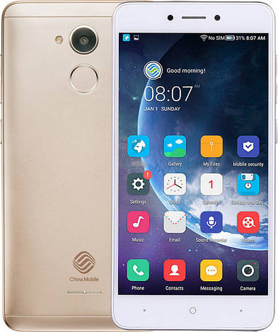 Смартфон ORIGINAL China Mobile A3S Gold (4Х1.3Ghz; 2Gb/16Gb; 8.0МР/5.0МР; 2800 mAh)