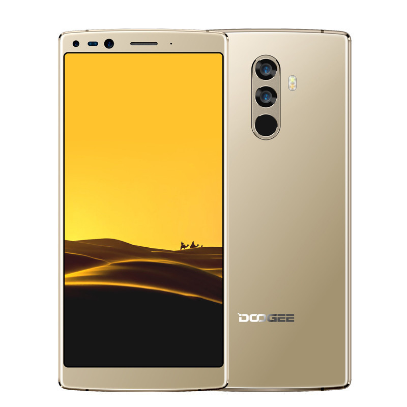 Doogee MIX 2 6/64Gb Gold Гарантия 1 год