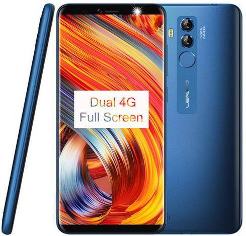 Смартфон ORIGINAL Leagoo M9 PRO Blue (4Х1.5Ghz; 2Gb/16Gb; 13+2МР/5МР; 3000 mAh)
