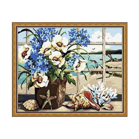 Картины по номерам 40×50 см.