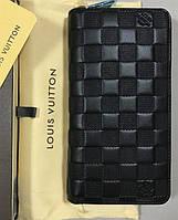 Кошелек Louis Vuitton CLEMENCE (реплика) black