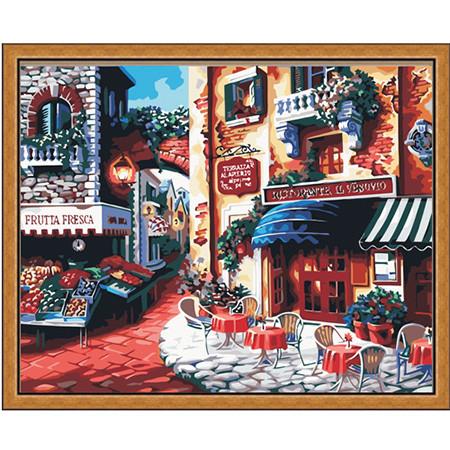 Картины городской пейзаж