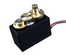 Сервопривод стандарт 60г Power HD 1201MG 13.5кг/0.20сек/360° для роботов, фото 2