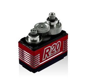 Сервопривод стандарт 60г Power HD R20 HV 20кг/0.085сек цифровой, фото 2