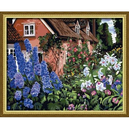 Картины деревенский пейзаж