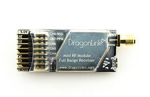 Приемник LRS Dragon Link Micro RX 433MHz (антенна 15см), фото 2