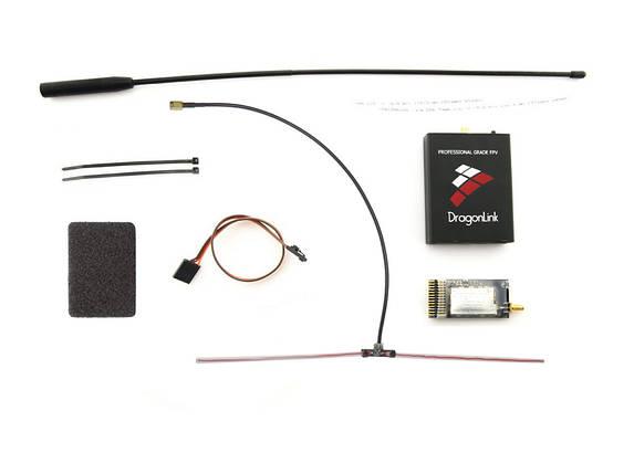 Комплект LRS Dragon Link V3 Slim 433MHz 1500mW 12к с усиленным приёмником, фото 2