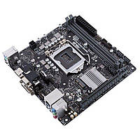 Мат.плата 1151 (H310) Asus PRIME H310I-PLUS, H310, 2xDDR4, Int.Video(CPU), 4xSATA3, 1xM.2, 1xPCI-E 1