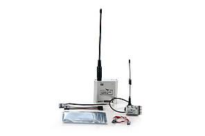 Комплект LRS ArkBird UHF 433MHz 100-1400mW 10 каналов, фото 2
