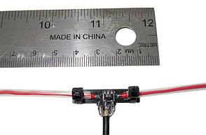 Антенна 433MHz диполь для приемника LRS Dragon Link Micro RX с удлинителем 15см, фото 2