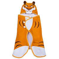 """Детское полотенце c капюшоном  для мальчика """"Шерхан""""  Disney"""