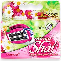 Сменные кассеты DORCO SHAI sweetie
