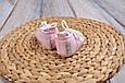 Пінетки бавовняні, рожеві, фото 5