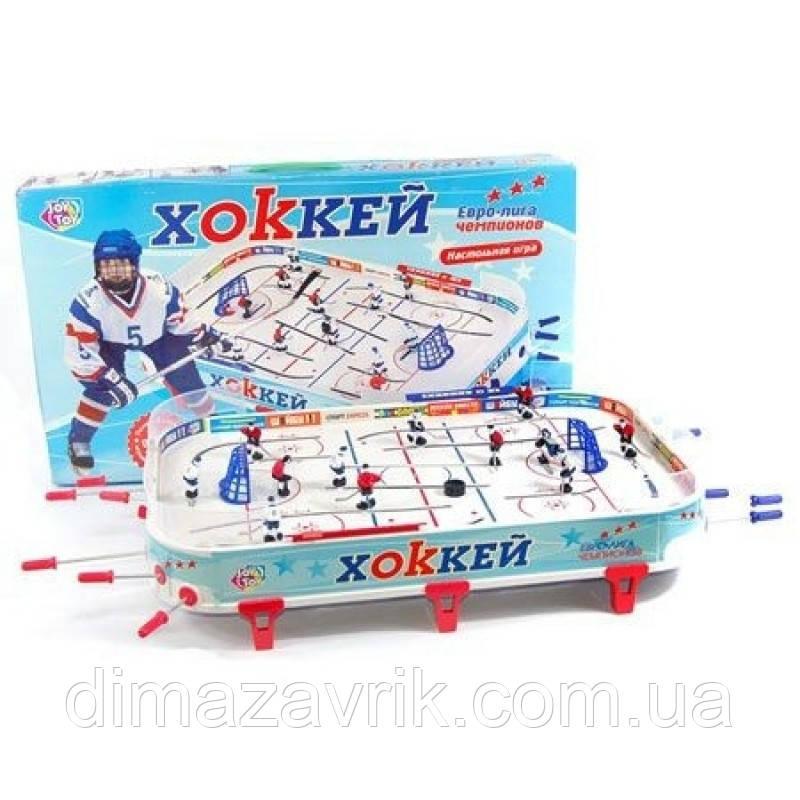 Настольная игра Хоккей 0711 на штангах