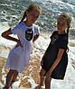 """Детское платье с декором """"CUCCI"""", в расцветках. МО-1-0618, фото 3"""