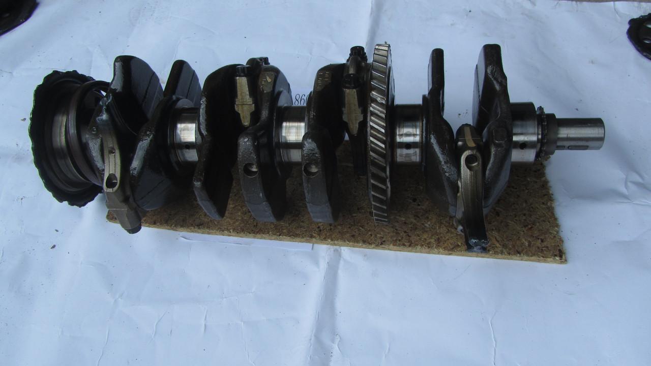 Коленвал 2AZ-FE 2AZ-FSE Toyota 134010H010 134010H060 1340128010