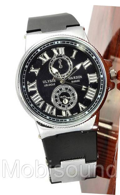 Стильные мужские часы ulysse nardin marine maxi