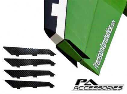 Завихрители PA Katana MX карбоновые комплект, фото 2