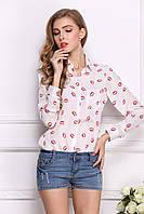Рубашка женская AL6608