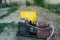 Механическая лопата для разгрузки автотранспорта
