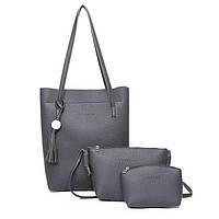 Женские сумочки 3 шт набор