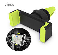 Автомобильный держатель в дефлектор для телефона
