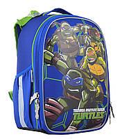 Школьный каркасный рюкзак 1 Вересня h-25 ninja turtles (555369)
