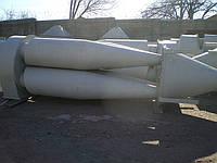 Монтаж оборудования систем аспирации и изготовление циклонов