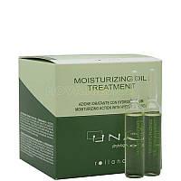 UNA Комплекс для восстановления ослабленных и поврежденных волос Rolland 12 шт по 10 мл