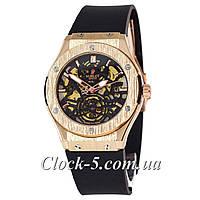Мужские часы Hublot Big Bang Black Gold d0bf88dc66622