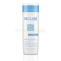 Матирующий антисептический лосьон  для жирной кожи лица Declare (Декларе) 200 мл