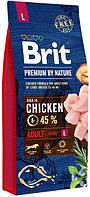 170826 Brit Premium Adult L, 8 кг
