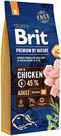 6369 Brit Premium Adult M, 8 кг