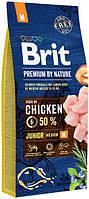 6338 Brit Premium Junior M, 15 кг